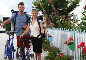 Chincoteague Island VA Biking