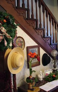 Chincoteague Inn interior