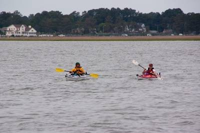 See Chincoteague in a whole new way when you take out a kayak!