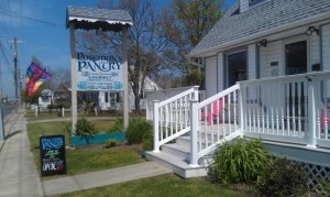 Poseidon's Pantry participates in Second Saturdays in Chincoteague.