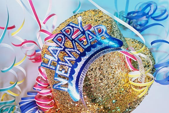 New Year's Eve on Chincoteage Island