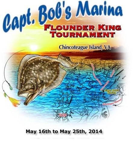 Captain Bob's Marina Flounder King Tournament