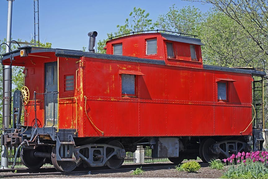 All Aboard for the Eastern Shore Railway Museum