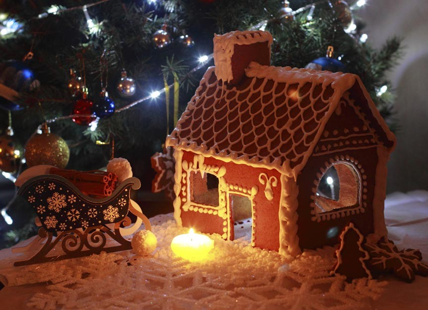 """Homes for the Holidays"" – Chincoteague Island 2015 Holiday Home Tour"