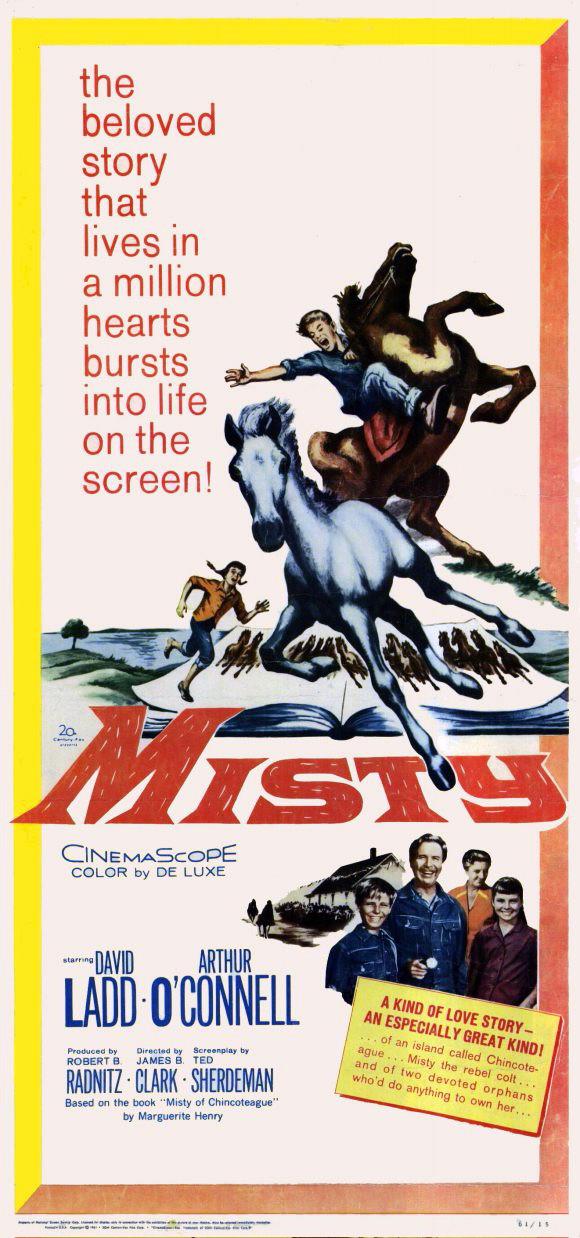Misty movie, 1961