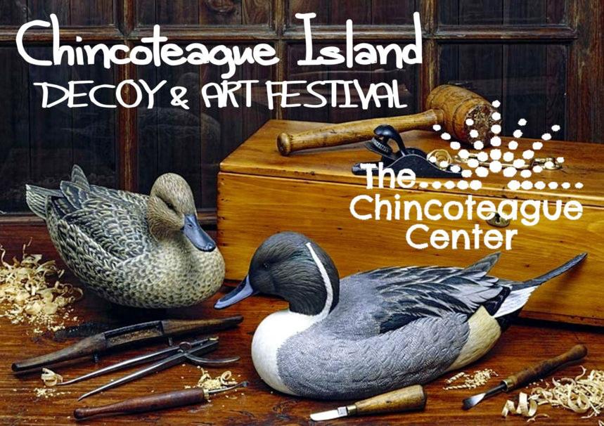 Chincoteague Island Decoy & Art Festival 2016