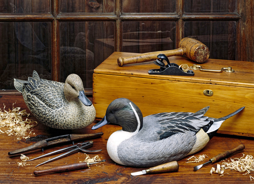 Chincoteague Decoy Carvers and Artists Decoy Show