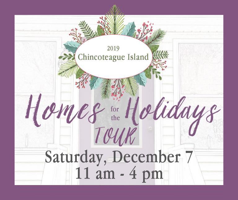 2019 Chincoteague Homes for the Holidays Tour