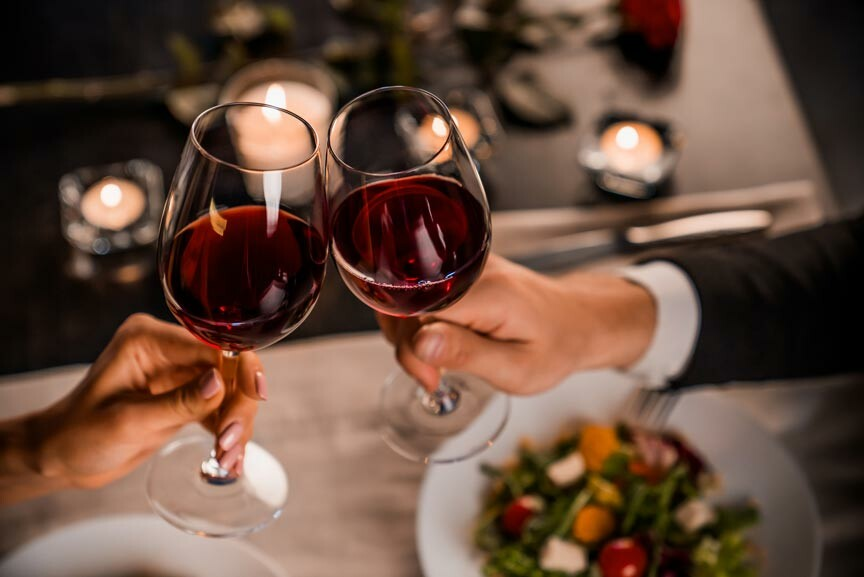 Chincoteague Restaurants romantic dinner for two