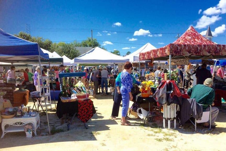 Chincoteague Farmers Market 2021