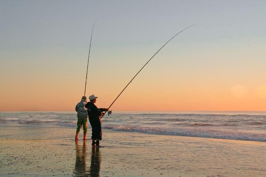 Chincoteague Fishing