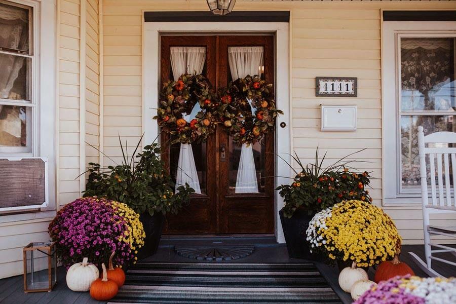 Chincoteague Thanksgiving at Miss Molly's Inn