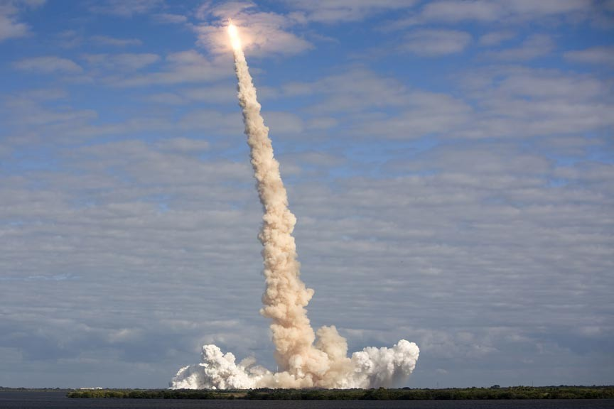 Watch a NASA rocket launch from Chincoteague Island!